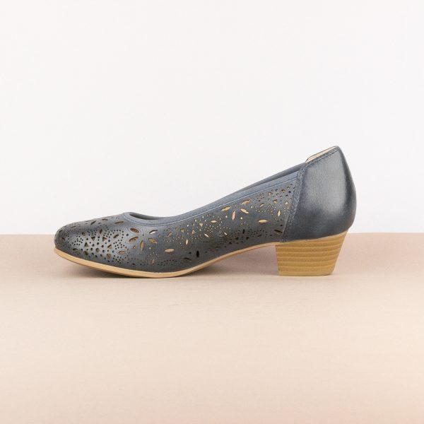 Туфлі Caprice 9-22504-888 Jeans Nappa #4
