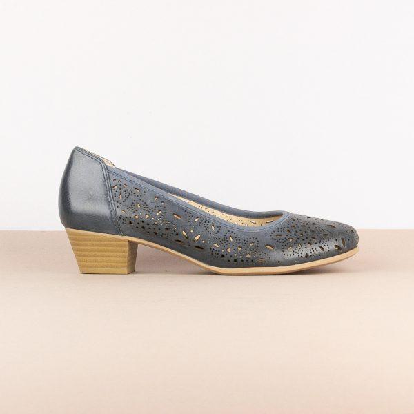 Туфлі Caprice 9-22504-888 Jeans Nappa #3