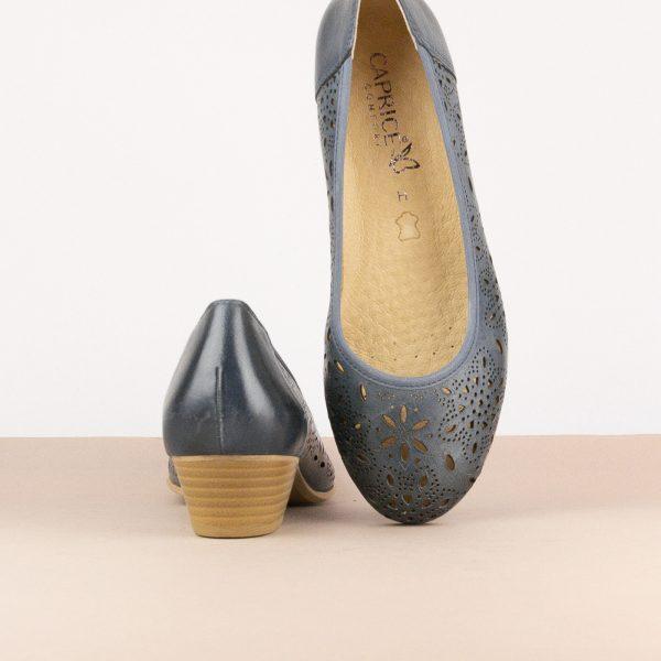 Туфлі Caprice 9-22504-888 Jeans Nappa #6