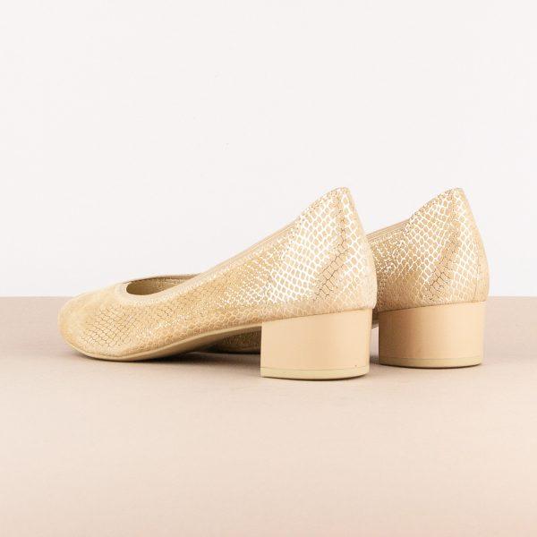 Жіночі туфлі Caprice 9-24301-424 Beige Snake #2