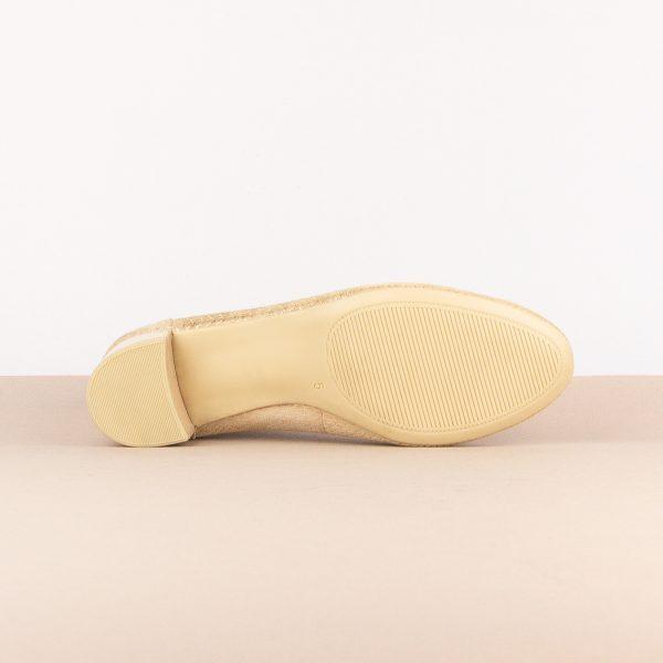Жіночі туфлі Caprice 9-24301-424 Beige Snake #5