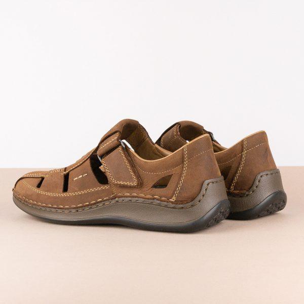 Чоловічі сандалі Rieker 05284-25 brown #2