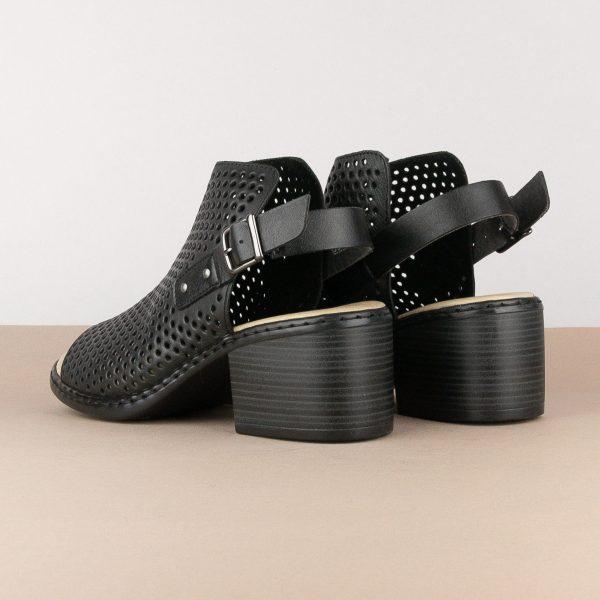 Босоніжки Rieker V0590-00 Black #6