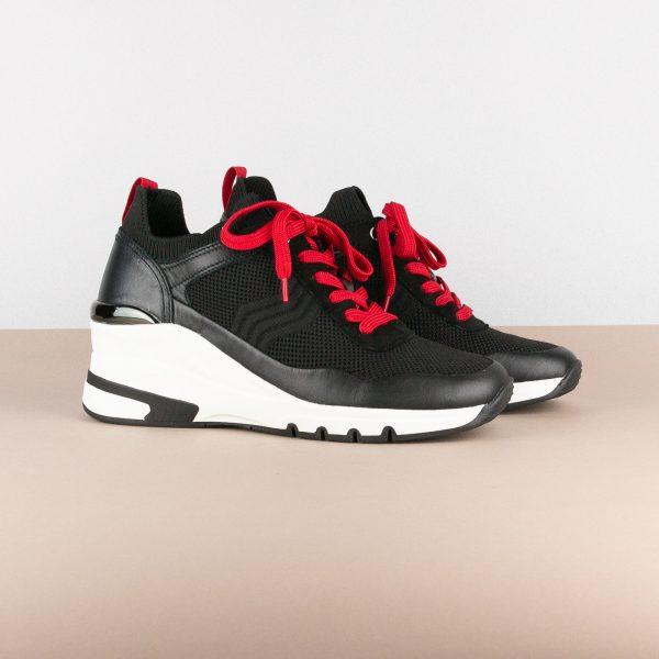 Кросівки Caprice 9-23709-023 Black/Red #2