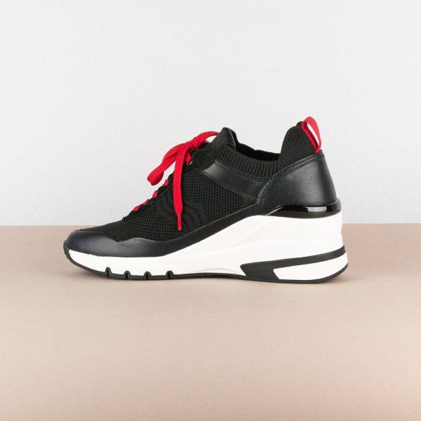 Кросівки Caprice 9-23709-023 Black/Red #5