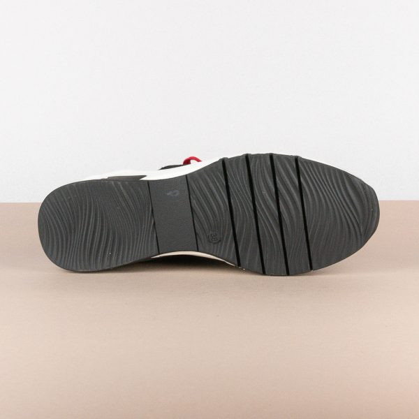Кросівки Caprice 9-23709-023 Black/Red #6