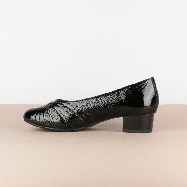 Туфлі Caprice 9-22303-017 Black #4