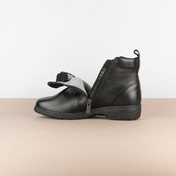 Черевики Caprice 9-25354-022 Black Nappa #5