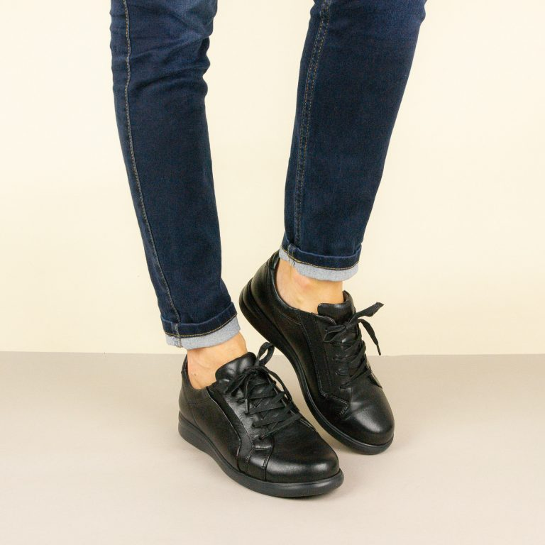 Туфлі Caprice 9-23711-040 Black Soft Nap #1