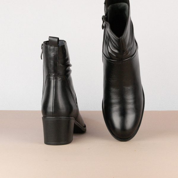 Черевики Caprice 9-25356-022 Black Nappa #7