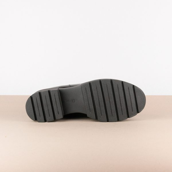 Челсі Caprice 9-25428-017 Black Naplak #5