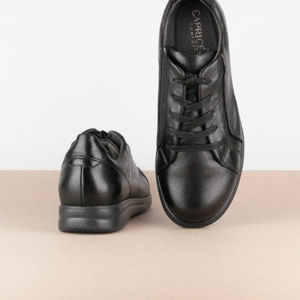 Туфлі Caprice 9-23711-040 Black Soft Nap #7