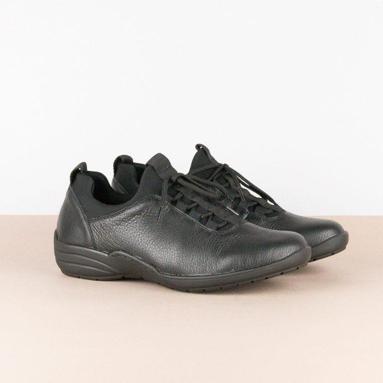 Жіночі туфлі Remonte R7636-02 Black #1