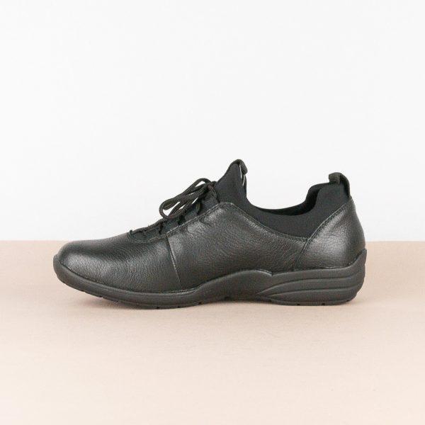Жіночі туфлі Remonte R7636-02 Black #4