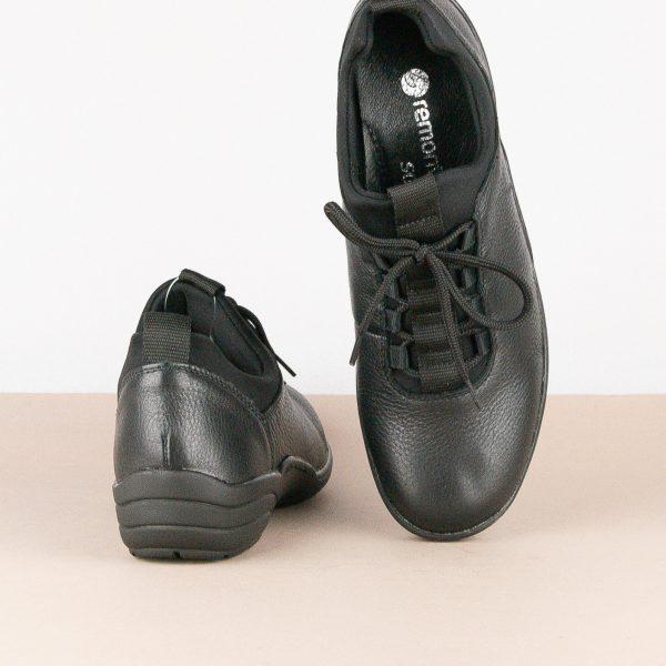 Жіночі туфлі Remonte R7636-02 Black #6