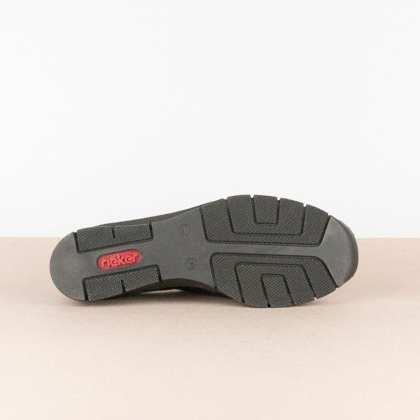 Туфлі Rieker 53761-00 Black #5