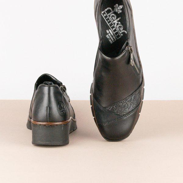 Туфлі Rieker 53761-00 Black #6