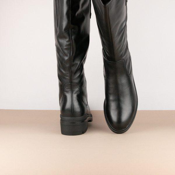 Чоботи Caprice 9-26602-022 Black Nappa #7