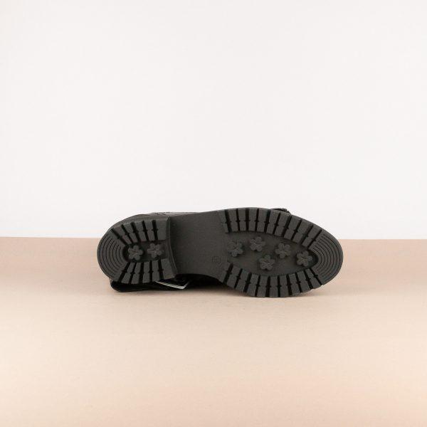 Чоботи Caprice 9-26602-022 Black Nappa #6