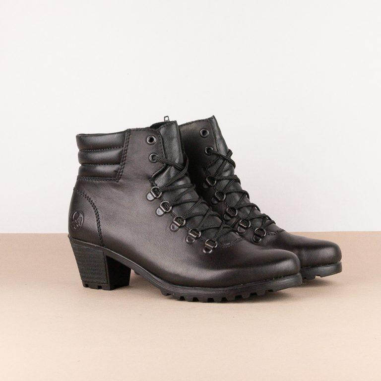 Черевики Rieker Y8020-00 Black #1