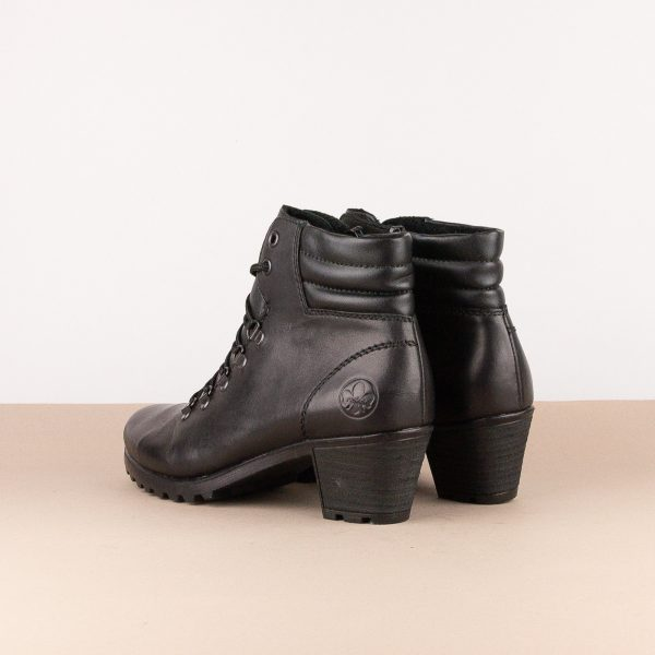 Черевики Rieker Y8020-00 Black #2