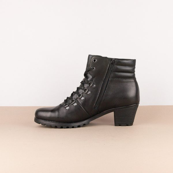 Черевики Rieker Y8020-00 Black #4