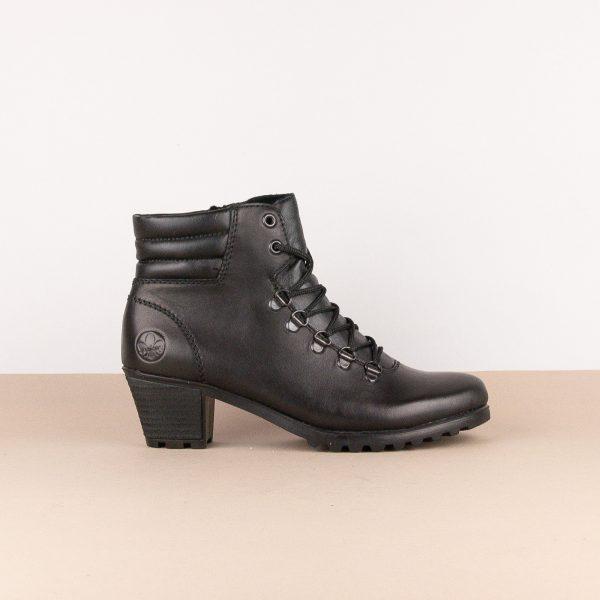 Черевики Rieker Y8020-00 Black #3