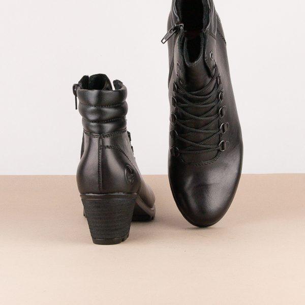 Черевики Rieker Y8020-00 Black #7