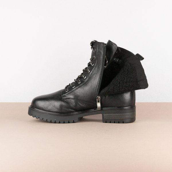 Черевики Caprice 9-26251-022 Black Nappa #5