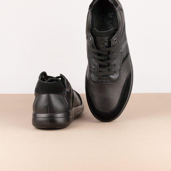 Кросівки Rieker B2720-00 black #6