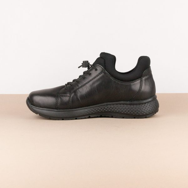 Кросівки Rieker B7694-00 Black #4