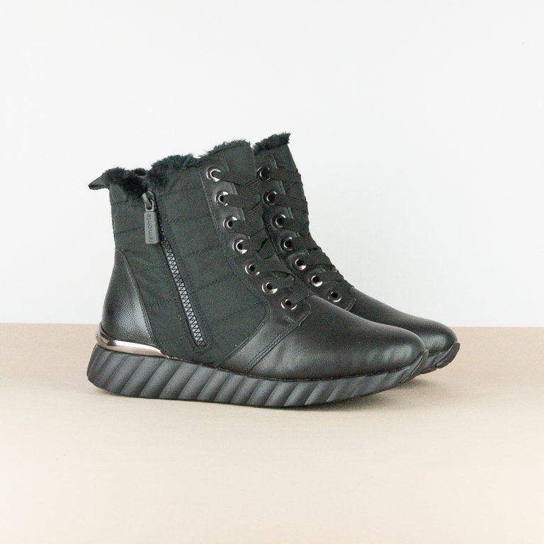 Черевики Remonte D5973-01 Black #1