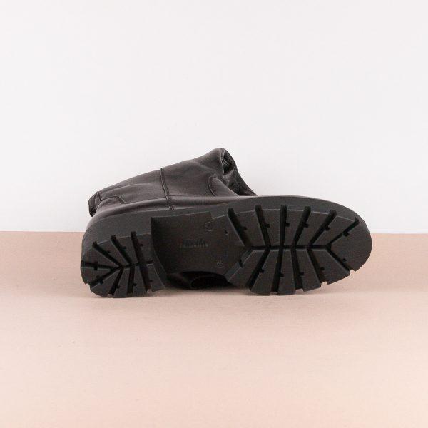 Чоботи Remonte R5374-01 Black #5