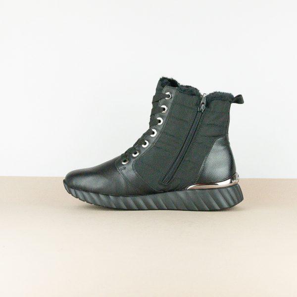Черевики Remonte D5973-01 Black #4