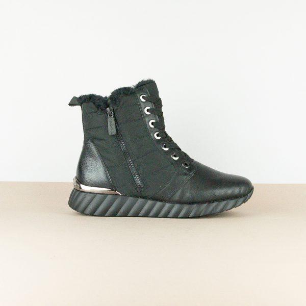 Черевики Remonte D5973-01 Black #3