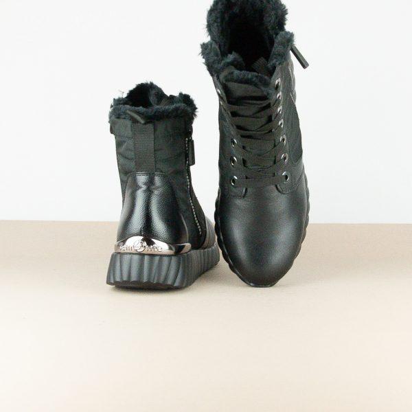 Черевики Remonte D5973-01 Black #7