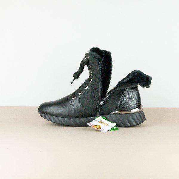 Черевики Remonte D5973-01 Black #5