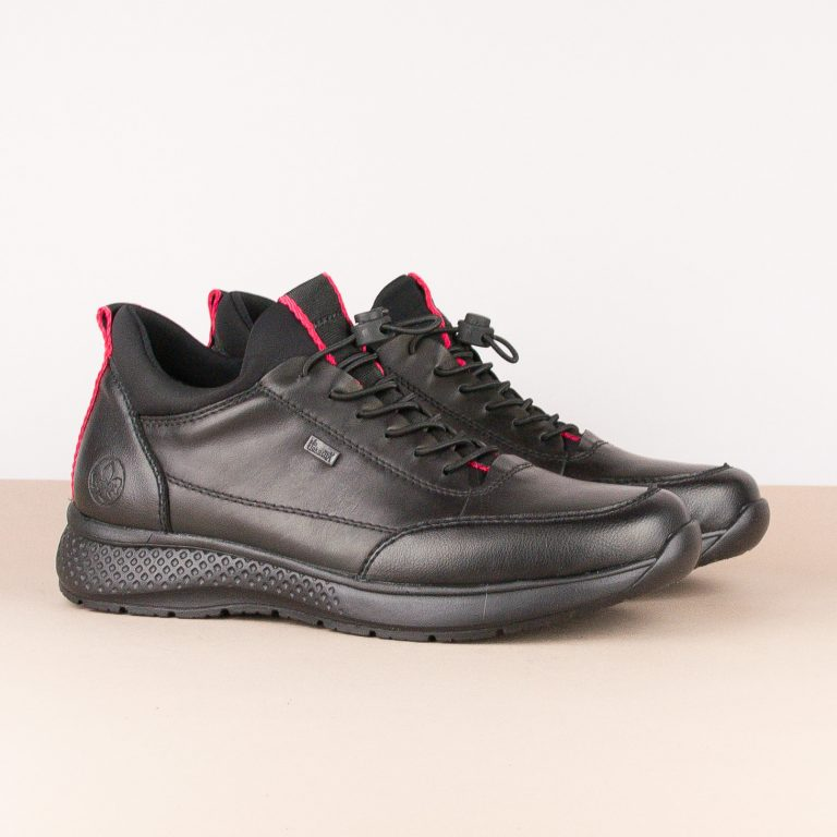 Кросівки Rieker B7693-00 Black #1