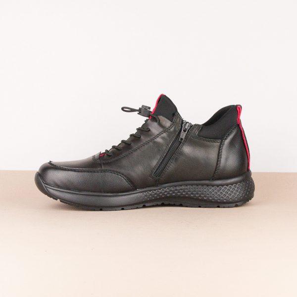 Кросівки Rieker B7693-00 Black #4