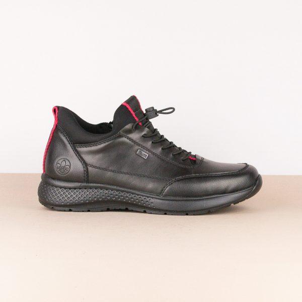 Кросівки Rieker B7693-00 Black #3