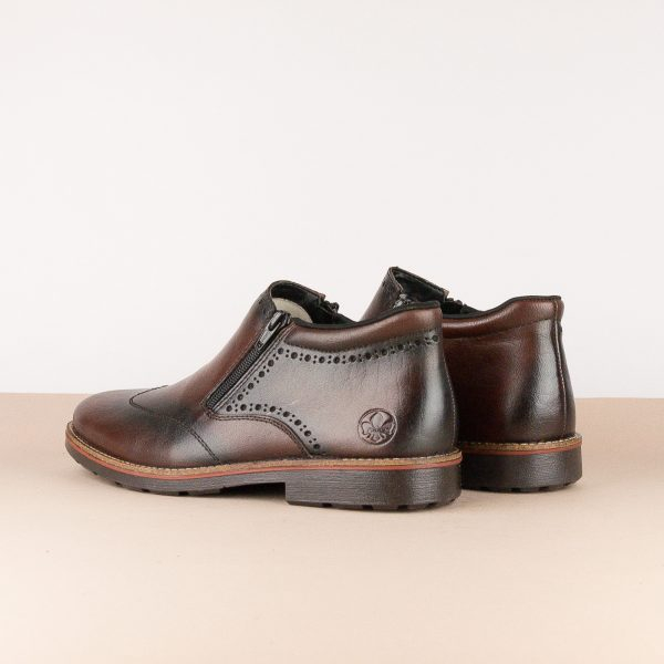 Черевики Rieker 15390-25 brown #2