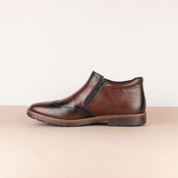 Черевики Rieker 15390-25 brown #4