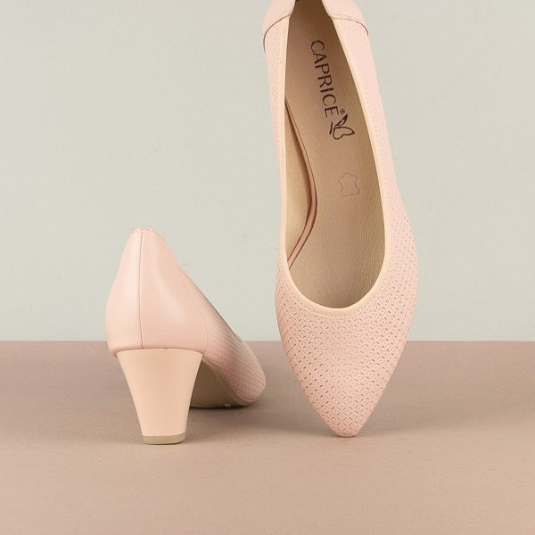 Туфлі Caprice 9-22503-511 Rose Nappa #6