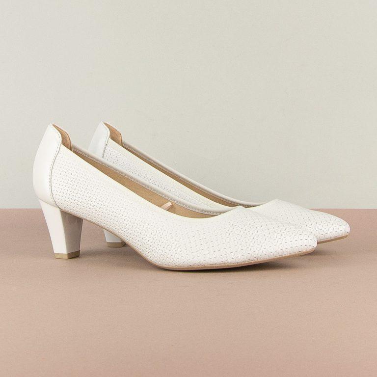 Туфлі Caprice 9-22503-102 White Nappa #1