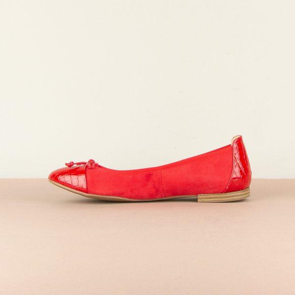 Балетки Caprice 9-22105-523 Red Comb #3