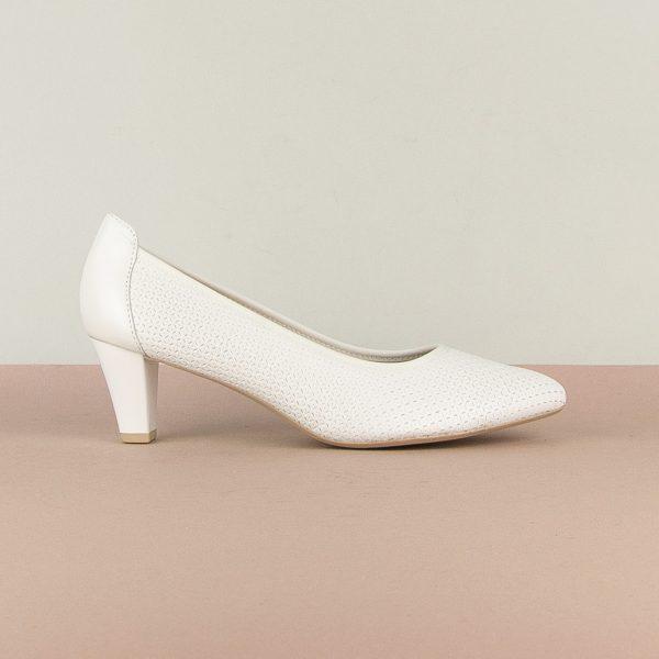 Туфлі Caprice 9-22503-102 White Nappa #4