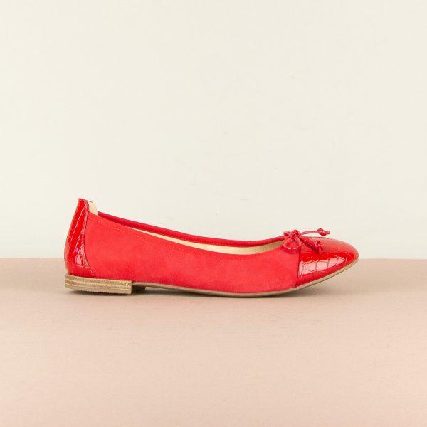 Балетки Caprice 9-22105-523 Red Comb #4
