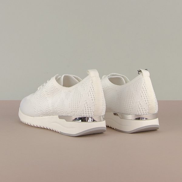 Снікерси Caprice 9-23712-163 White Knit #2