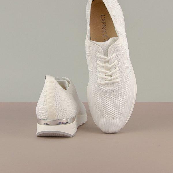 Снікерси Caprice 9-23712-163 White Knit #6