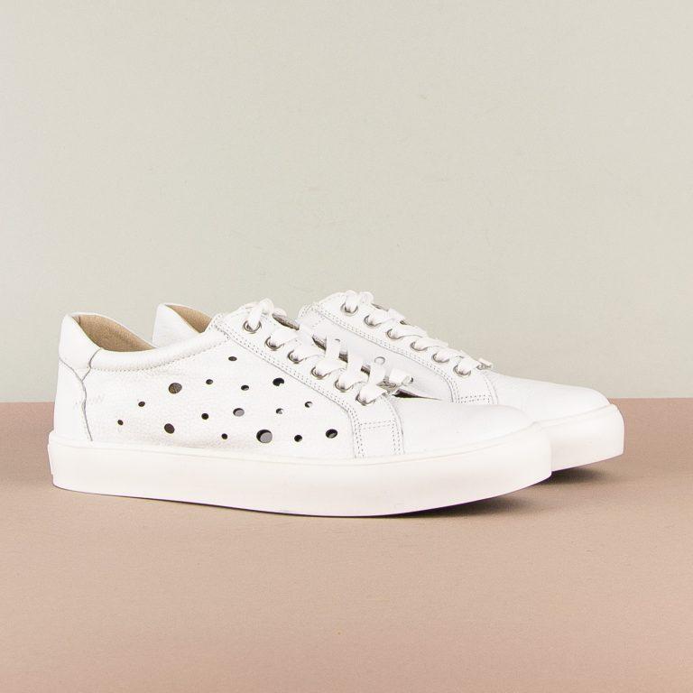 Снікерси Caprice 9-23651-102 White Nappa #1